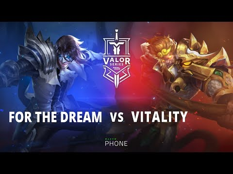 For The Dream 2-0 Vitality | Valor Series EU Week 5 Semi finals