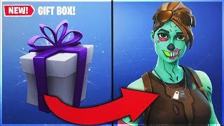 *NEW* How to GIFT in Fortnite... Fortnite GIFTING System RELEASE DATE!