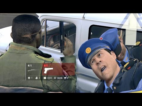 Mafia 3 Longest Police Shootout - Funny Strategy