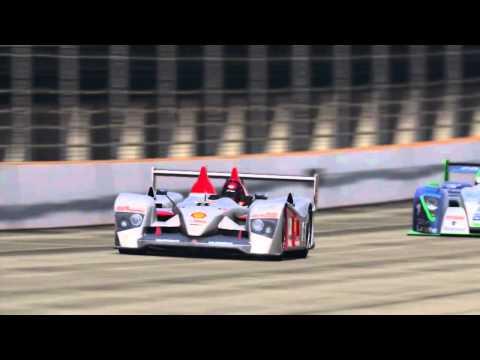 AUDI  R10  TDI RACE CAR