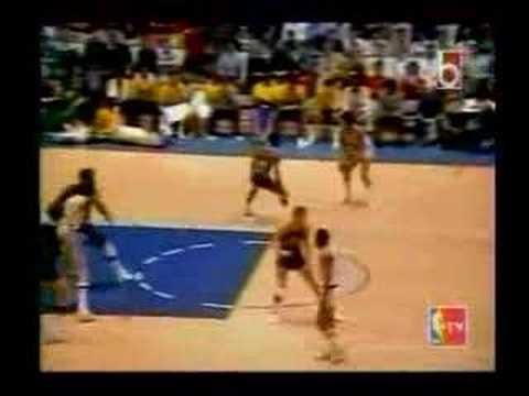1975 Seattle Sonics vs. Golden State Warriors