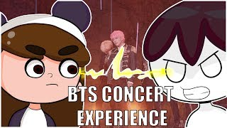 Dealing with Rude Fans at a BTS Concert (Storytime) ft. Tabbes, CypherDen, Emirichu