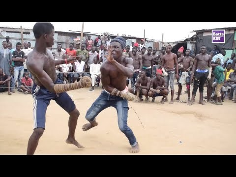 Nigeria's Traditional Dambe Boxing