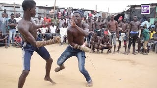 Nigerias Traditional Dambe Boxing
