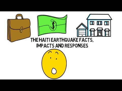 The Haiti Earthquake Facts, Impacts And Responses