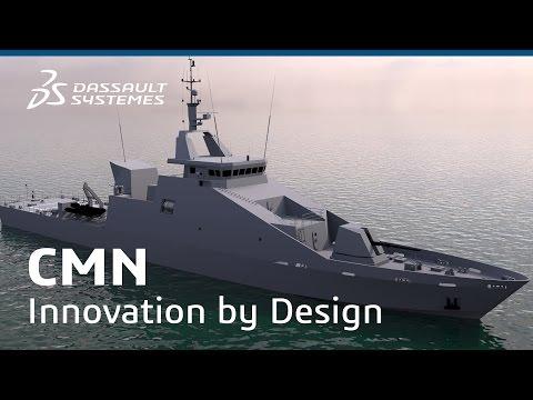 CMN: Innovation by Design with 3DEXPERIENCE Platform - Dassault Systèmes