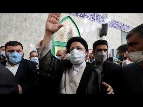 تباين ردود الفعل الدولية عقب فوز إبراهيم رئيسي في الانتخابات الرئاسية الإيرانية  - نشر قبل 4 ساعة