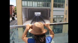 Viaggiare in America: New York, Manhattan e la High Line con Me the Middle One