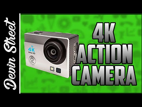 The Best Cheap 4K Camera? - 4K Action Camera Review