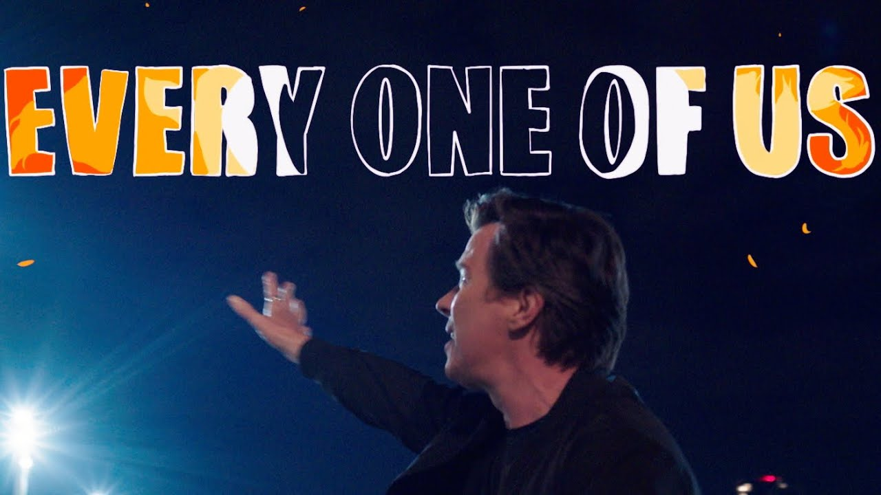 Rick Astley ft.The Unsung Heroes - Every One of Us (Lyric Video)