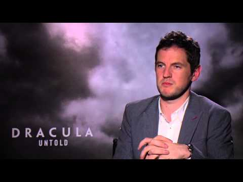 Dracula Untold: Director Gary Shore Official Movie Interview