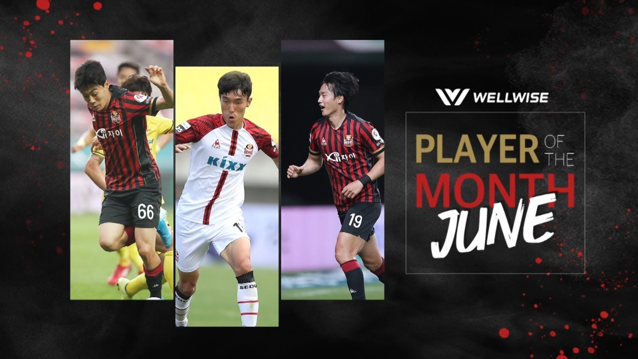 WELLWISE Best Player of the June