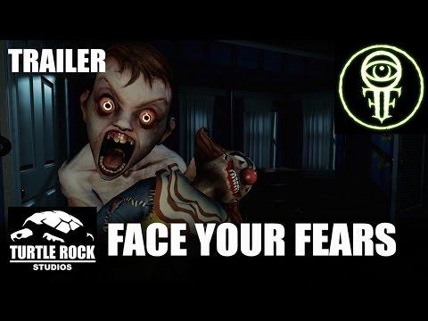 Face Your Fears - Oculus Rift Launch Trailer