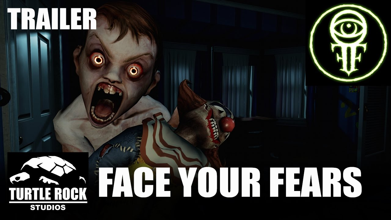 Face Your Fears Vr >> Face Your Fears Wearvr