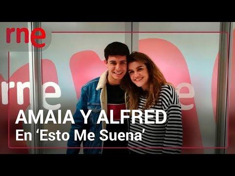 Alfred y Amaia visitan 'Esto me suena. Las tardes del Ciudadano García' | RNE