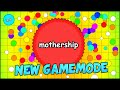 NEW AGARIO GAMEMODE! THE BIGGEST FOUNTAIN SPAWNER EVER! (THE MOST ADDICTIVE GAME - AGAR.IO #10)
