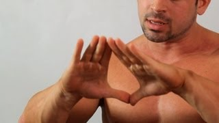 How to Do a Diamond Push-Up | Arm Workout thumbnail