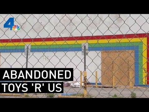 Abandoned Toys 'R' Us | NBCLA