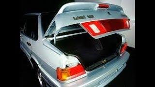 Как облегчить работу торсионам багажника ВАЗ 2115,2114,2113,2199,2109,2108
