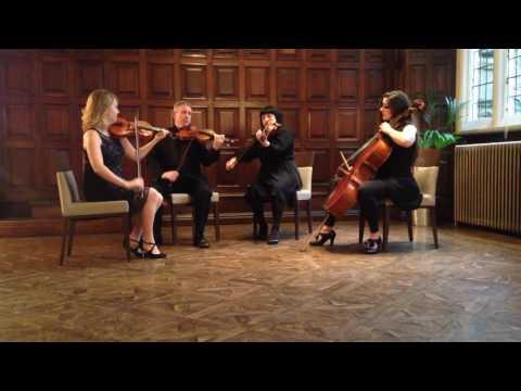 Northern String Quartet for Hire | Luna Strings