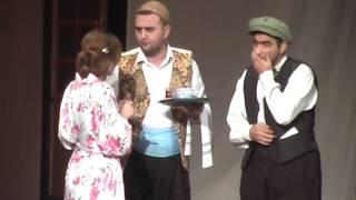 Gence teatrı. Tuncer Cucenoqlu - Gözelçeler (+18) - Rejissor; Novruz Cəfərov
