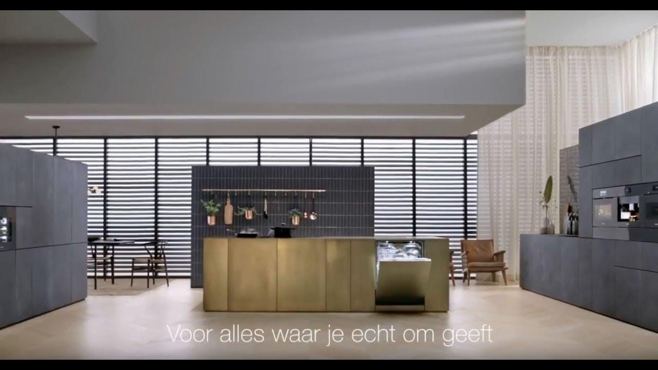 Tv In Keuken : Tv commercial ervaar miele in je keuken smaakvolle perfectie