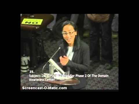 ACLU speaks out against Oakland's Domain Awareness Center