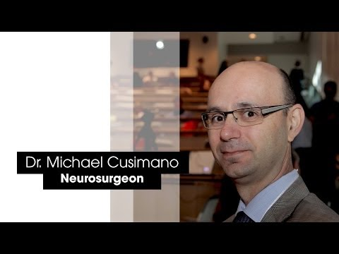 Heads Up Conference Dr Cusimano St Michaels Concussions hd