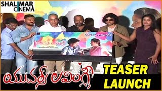 Telugutimes.net Yours Lovingly Movie Teaser Launch