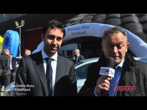 Mercedes Benz First Hand - Milano AutoClassica 2016