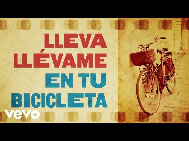 Carlos Vives, Shakira - La Bicicleta (Official Lyric Video)