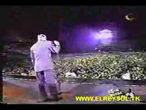 Luis Miguel 1997 --sorpresa a guadalupe