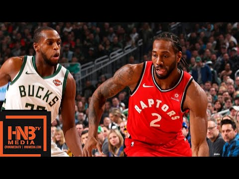 Toronto Raptors vs Milwaukee Bucks Full Game Highlights | 01/05/2019 NBA Season