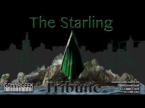 The Starling Tribune Season 4 Edition - Dark Waters