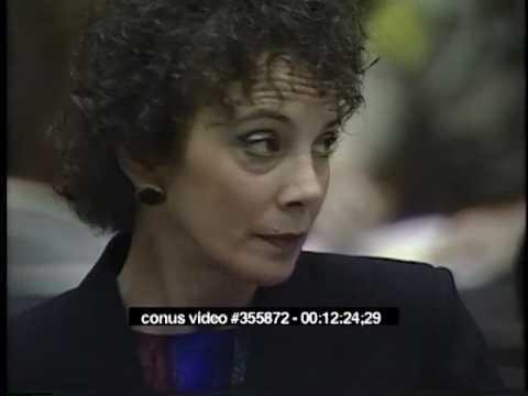 OJ Simpson Trial - March 15th, 1995 - Part 1
