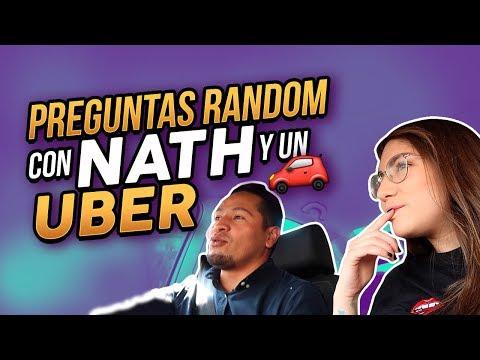 Preguntas Random Con Nath y Un Uber