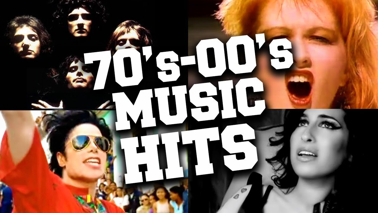 Top 100 Songs From The 70s 80s 90s 00s Youtube