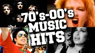 Download Top 100 Songs from the '70s, '80s, '90s & '00s Mp3 and Videos