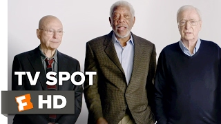 Going in Style TV SPOT - Who You Callin' Old? (2017) - Morgan Freeman Movie