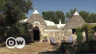 Home Tour | Life In An Italian Trullo | Traditional Architecture | Interior Design
