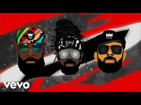 Skinny Fabulous, Machel Montano, Bunji Garlin - Famalay (Official Lyric Video)
