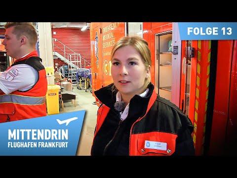 Alarm Für Den Rettungsdienst | Mittendrin – Flughafen Frankfurt (13)
