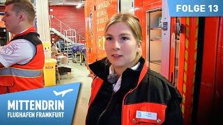 Alarm für den Rettungsdienst   Mittendrin – Flughafen Frankfurt (13)