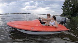 Poor Man's Speed Boat