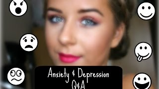 Anxiety and Depression Q&A | Faobeauty Thumbnail