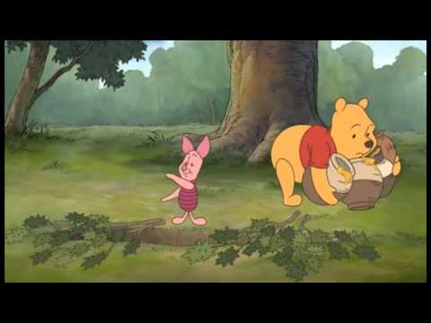 Pooh's Heffalump Movie - Traps for Heffalumps (Czech) HD 1080p !