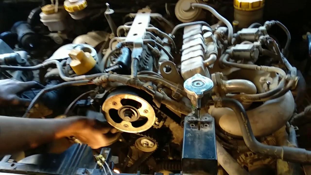 Tata Safari 2 2 Dicor Engine Timing