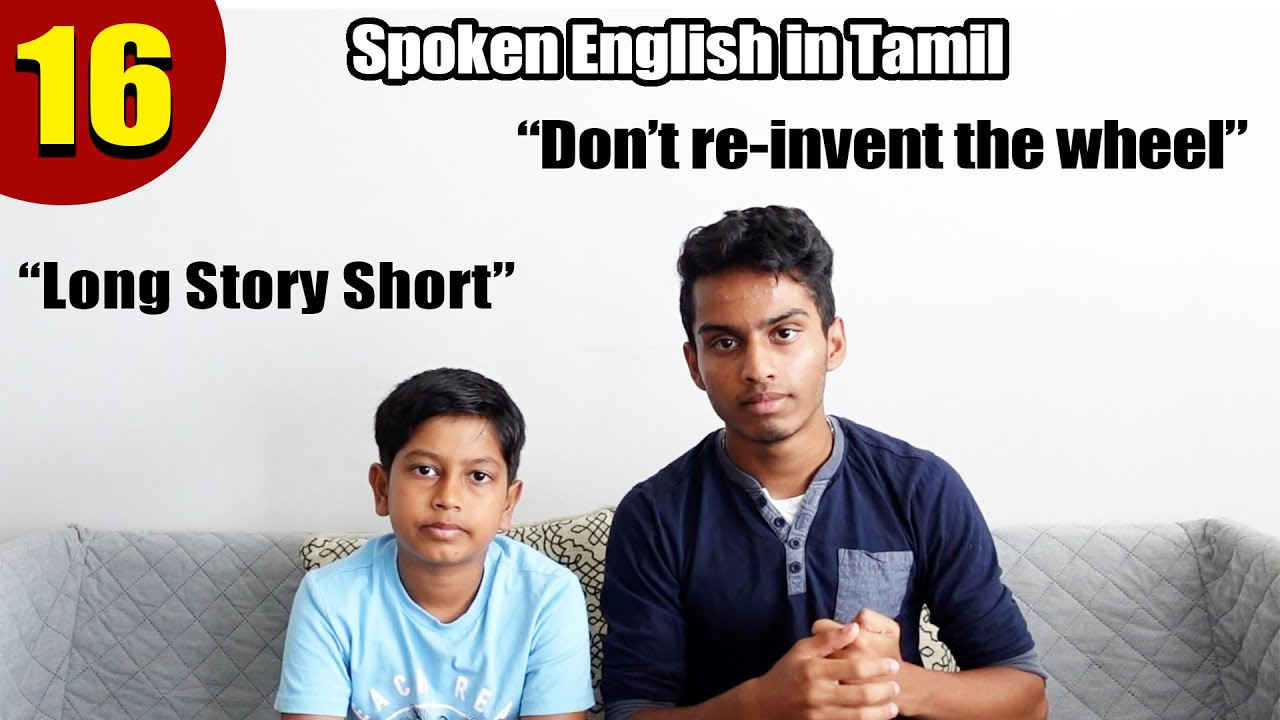 """Long Story Short"" 