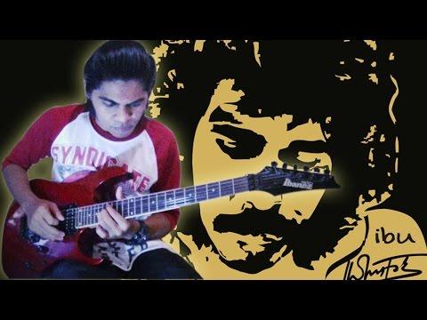 Iwan Fals - IBU Versi Guitar Cover By Mr. Jom