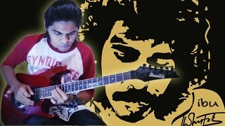 Iwan Fals - IBU Versi Guitar Cover By Mr. Jom